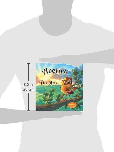 libro aveluz / firebird: el secreto de las nubes / the secre
