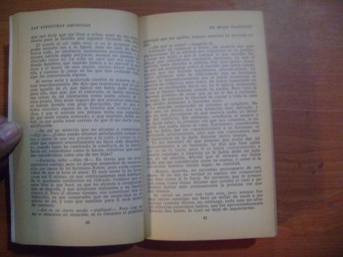 libro aventuras amorosas de moll flanders / daniel defoe