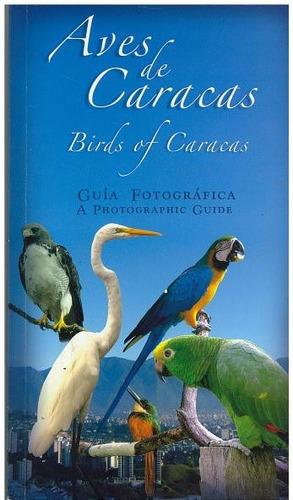 libro, aves de caracas guia fotográfica.