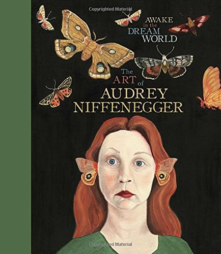 libro awake in the dream world: the art of audrey niffeneg