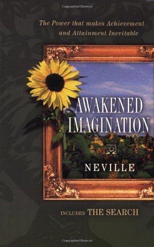 libro awakened imagination/the search - nuevo