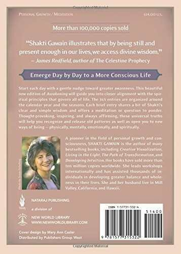 awakening a daily guide to conscious living