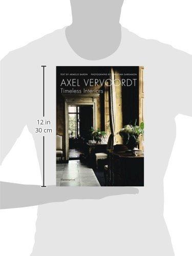 libro axel vervoordt: timeless interiors - nuevo