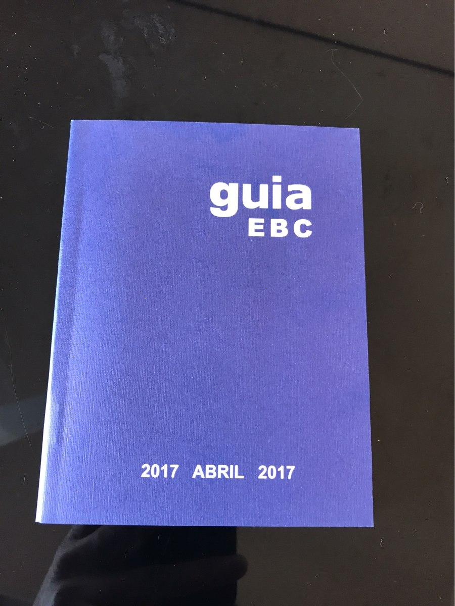 Libro Azul Con Lista De Precios Compra/venta Autos Guia