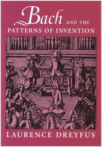 libro bach and the patterns of invention - nuevo