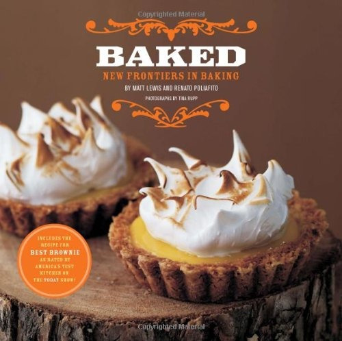 libro baked: new frontiers in baking - nuevo