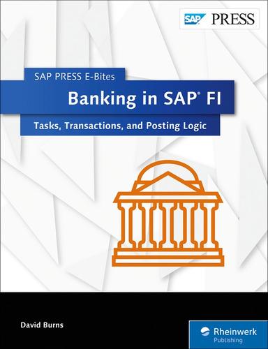 libro banking in sap fi tasks, transactions, and posting