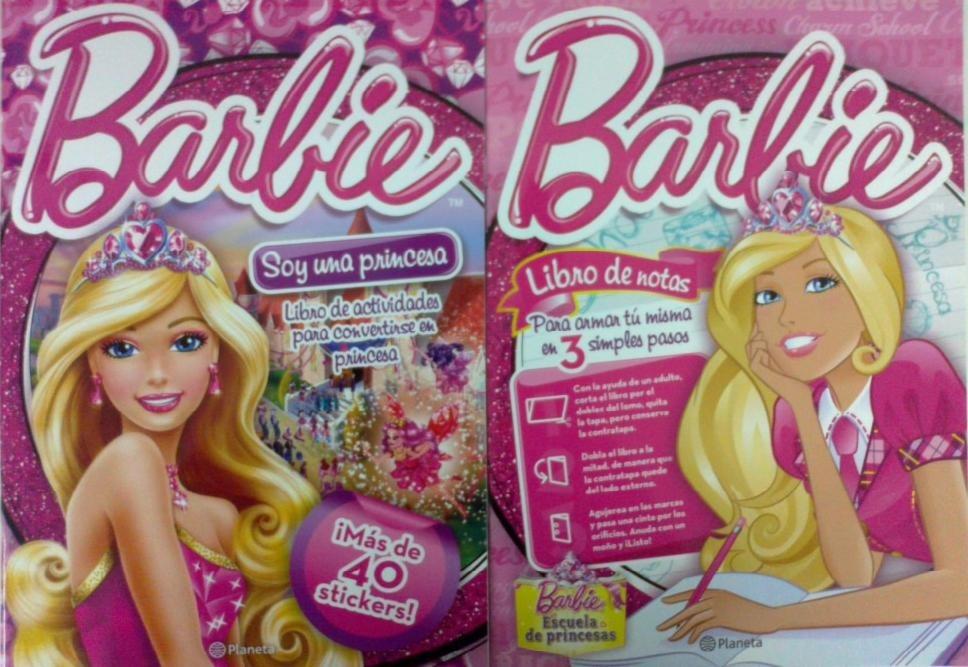 Libro barbie hadas y princesas ed planeta 135000 en mercado cargando zoom thecheapjerseys Image collections