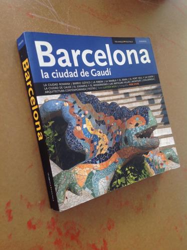 libro barcelona ciudad de gaudí