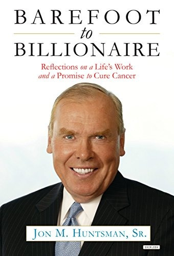 libro barefoot to billionaire: reflections on a life's wor