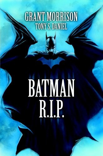 libro batman r.i.p. - nuevo