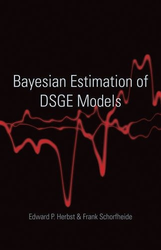 libro bayesian estimation of dsge models - nuevo