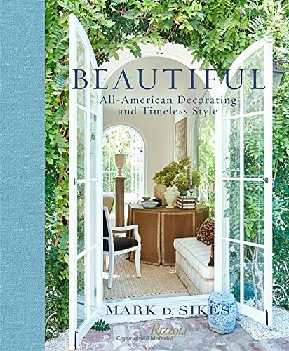 libro beautiful: all-american decorating and timeless style