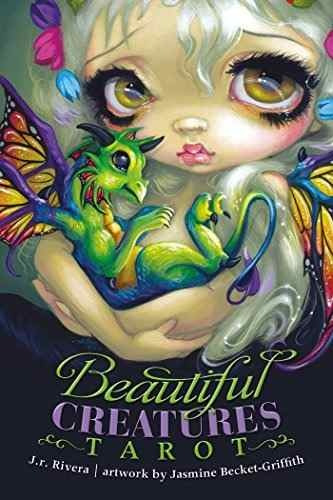 libro beautiful creatures tarot - nuevo