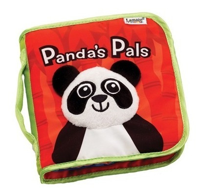 libro bebe estimulación libro del panda lamaze