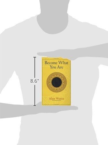 libro become what you are - nuevo