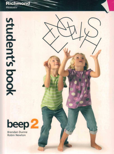 libro: beep 2 / students book + activity book / richmond
