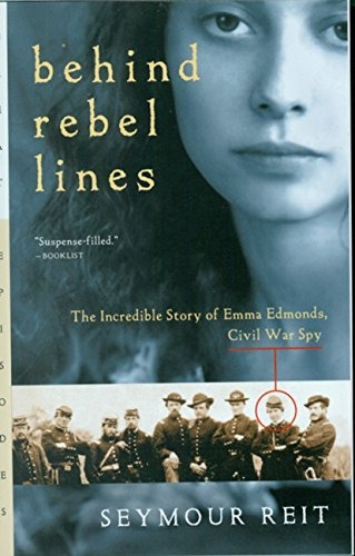 libro behind rebel lines: the incredible story of emma edm