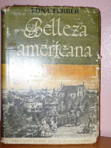 libro belleza americana edna ferber