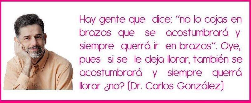 Libro Besame Mucho Pediatra Carlos Gonzalez Local Papel