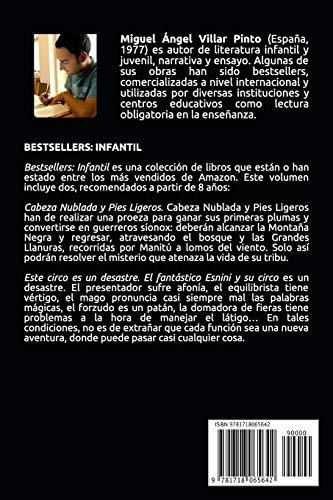 libro : bestsellers infantil  - villar pinto, miguel  (5642)