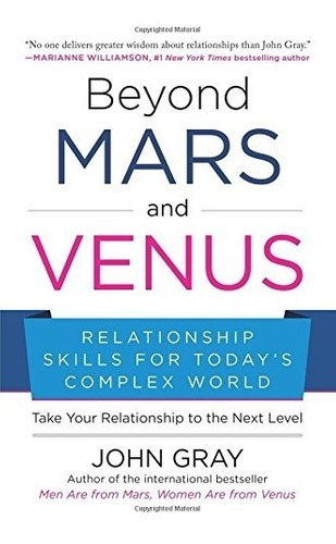 libro beyond mars and venus: relationship skills for today
