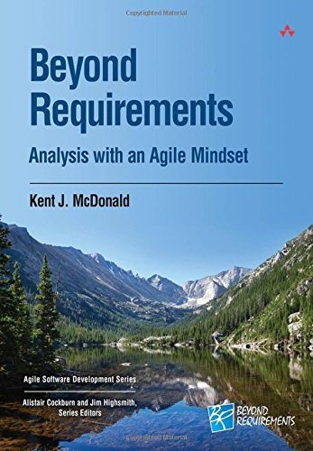 libro beyond requirements: analysis with an agile mindset