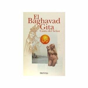 libro bhagavad gita canto del señor