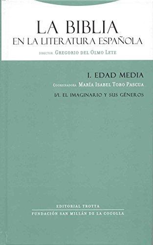 libro biblia en la literatura española, la i. - nuevo -