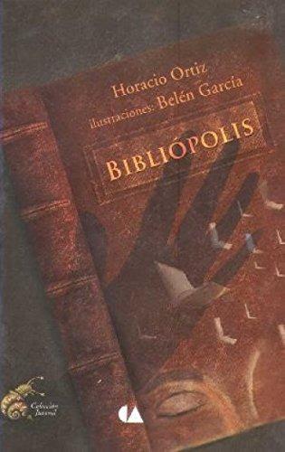 libro bibliópolis - nuevo