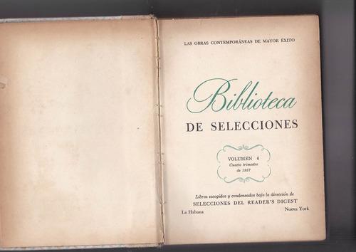 libro - bibloteca de selecciones volumen 6 vuelo sin retorno