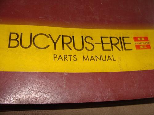 libro bicyrus-erie parts manual