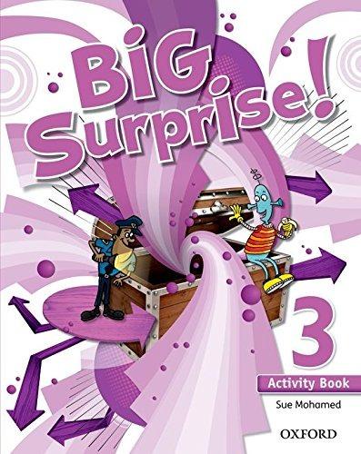 libro big surprise wb 3 +suplemento-isbn 194516229 isbn 1945