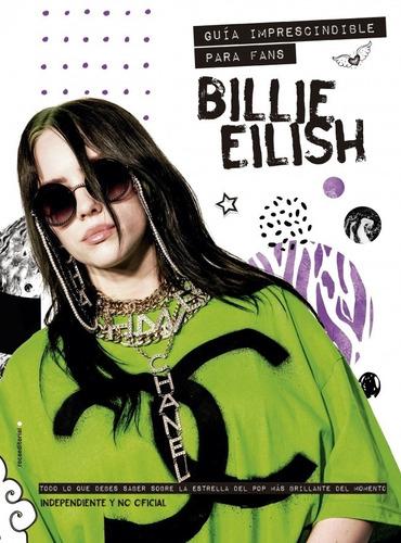 libro billie eilish - malcolm croft