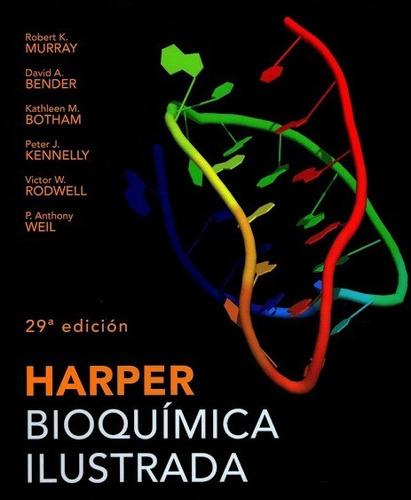 libro bioquímica de harper 29a edición