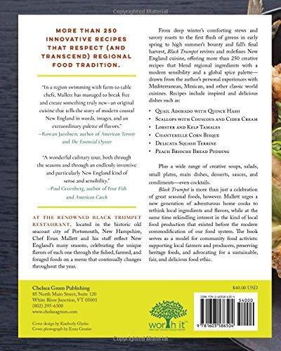 libro black trumpet: a chefs journey through eight new en