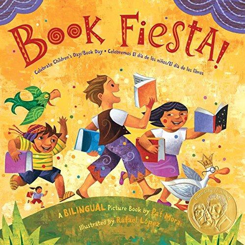 libro book fiesta!: celebrate children's day / book day /