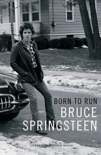 libro: born to run ( bruce springsteen )