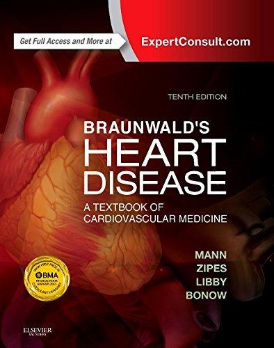 libro braunwald's heart disease: a textbook of cardiovascu