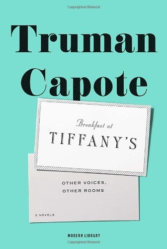 libro breakfast at tiffany's & other voices, other rooms