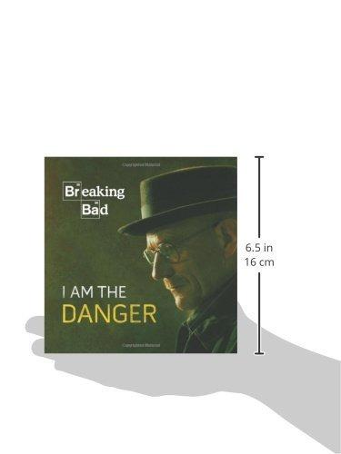 libro breaking bad: i am the danger - nuevo