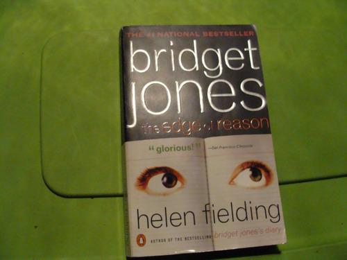 libro bridget jones , helen fielding , 337 paginas , año 199