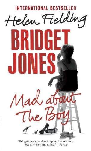 libro bridget jones: mad about the boy-isbn 9780804172820
