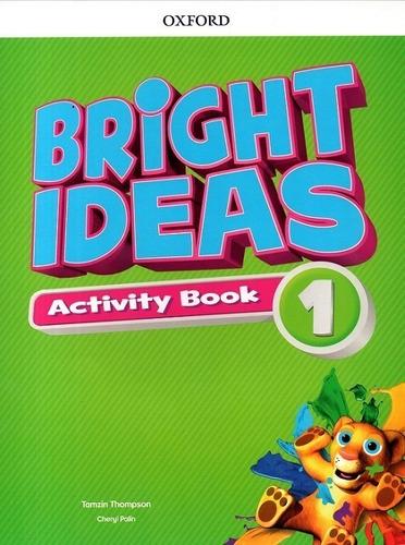 libro: bright ideas 1 class book + activity book / oxford