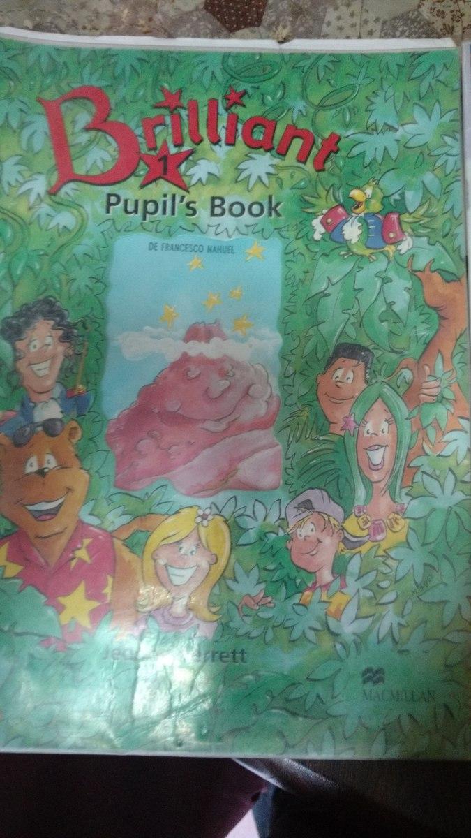 Brilliant Pupils Book