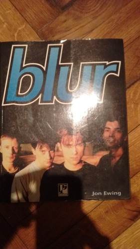 libro britpop blur - jon ewing (en inglés)