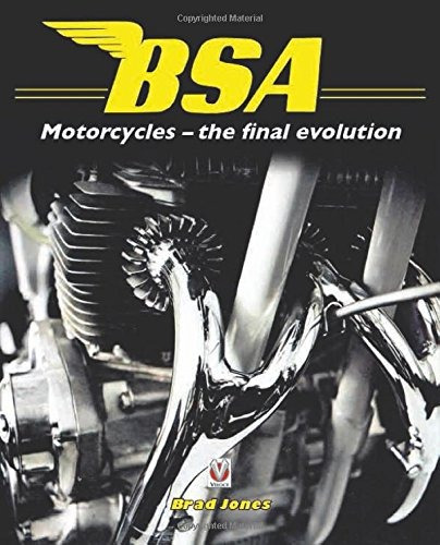 libro bsa motorcycles: the final evolution - nuevo