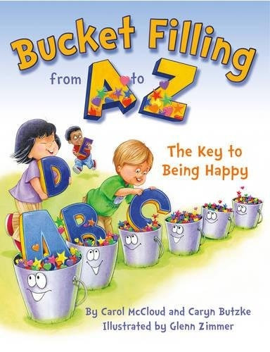 libro bucket filling from a to z: your key to being happy