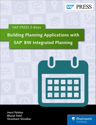 libro building planning applications with sap bw integrated