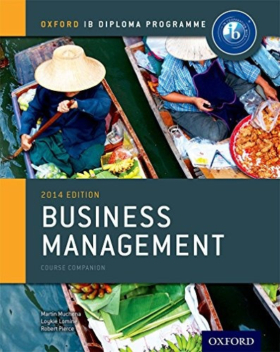 libro business management 2014: course companion - nuevo